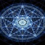 pentagram-star-blue-logo
